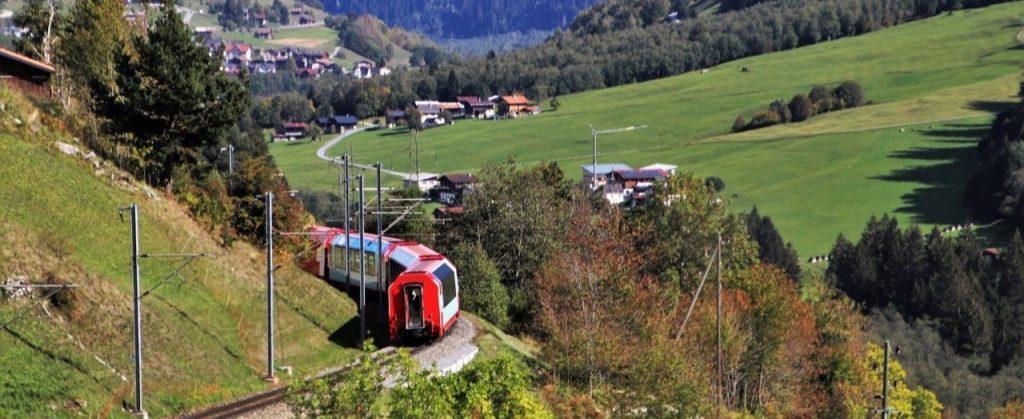 Resa till Schweiz